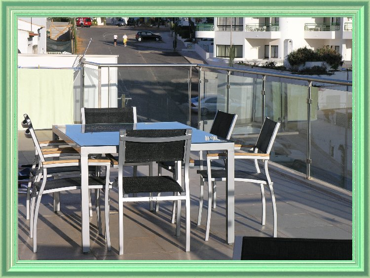 60m2 Balcony for Outdoor Living